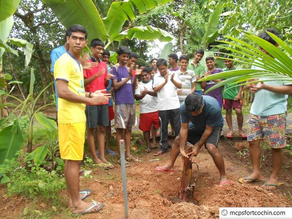 Agriculture Work Inauguration